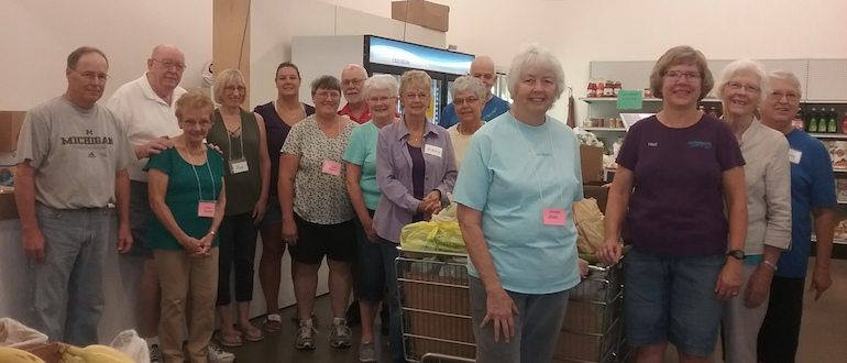 Volunteers – the Lifeblood of Our Community Center