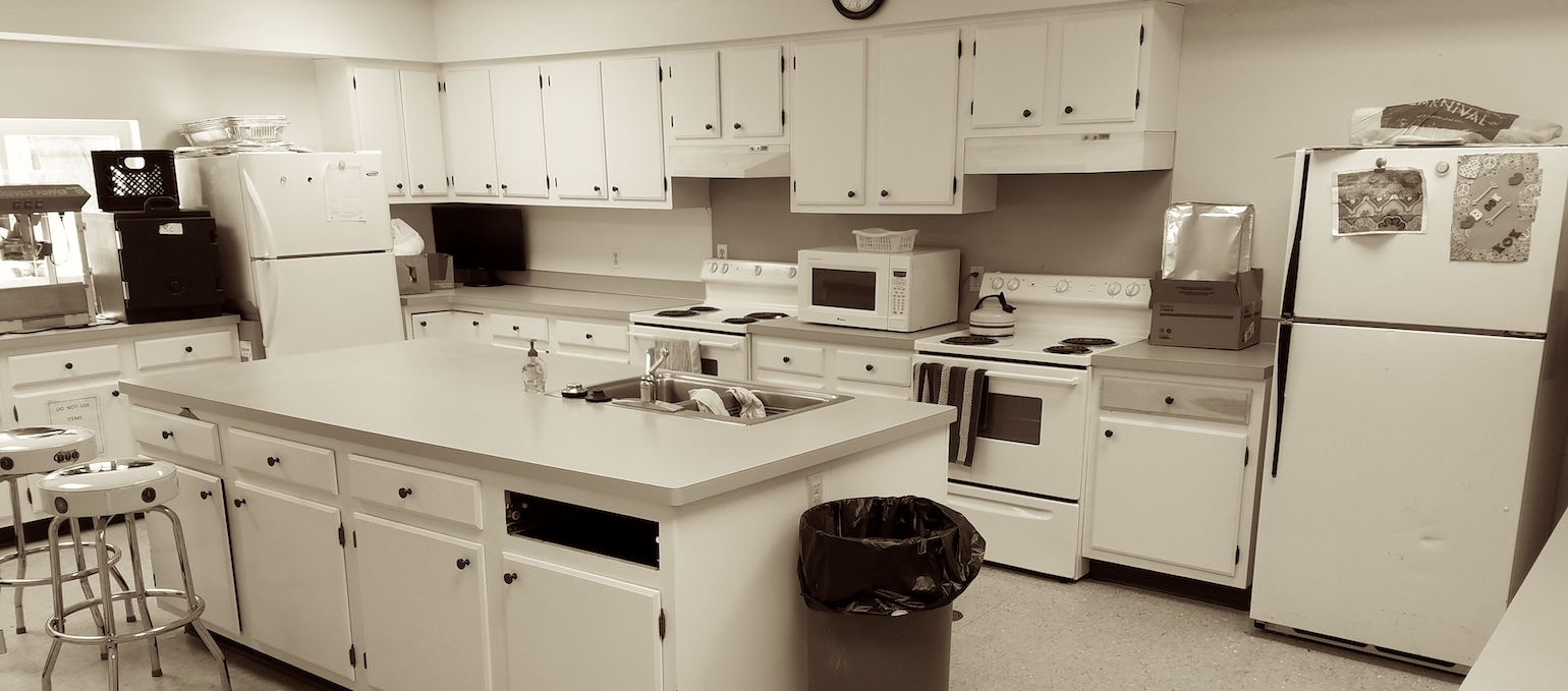 New Kitchen with Turning Point Missions