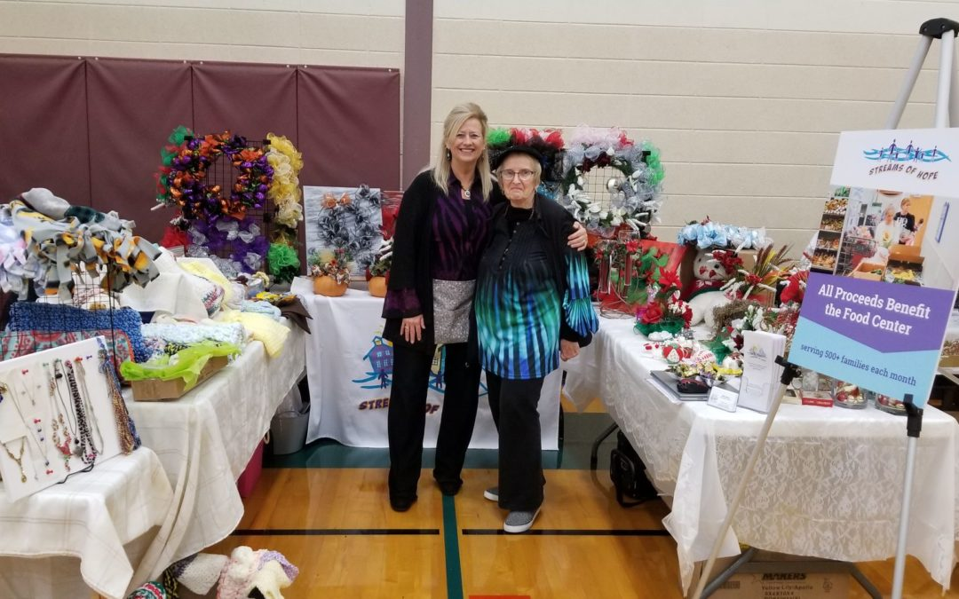 Crafts for Streams of Hope