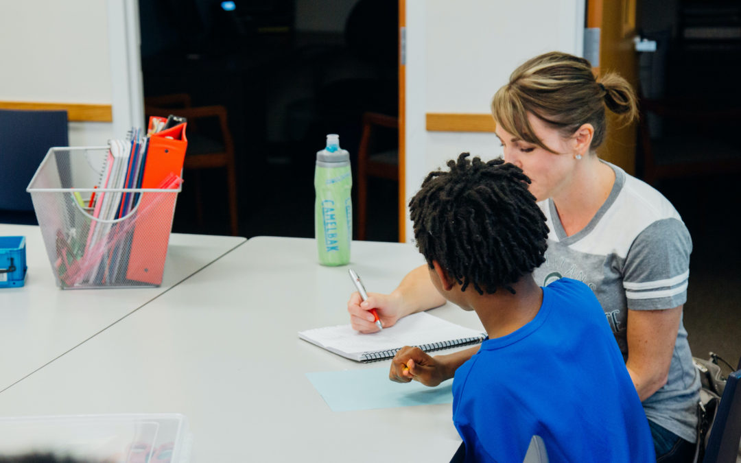 HarperCollins Christian Publishing Grant Supports Tutoring for over 80 Elementary Students