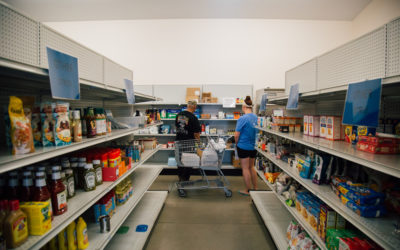 Food Center Re-opens, Streams of Hope Acquires CirclesGR
