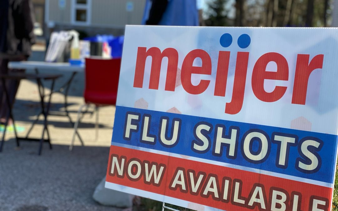 Free Flu Shots from Meijer